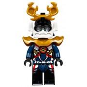 njo390 Minifigurina LEGO Ninjago-Sons of Garmadon-Samurai njo390