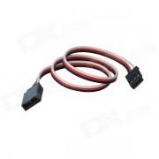 servos extension cable-Negro + blanco + rojo (32cm)