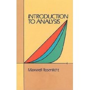 Introduction to Analysis, Paperback/Maxwell Rosenlicht