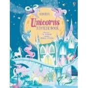 Unicorns Sticker Book by Fiona Watt
