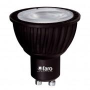 Faro 4 LED Leuchtmittel 5W GU10 warmweiß 45 °