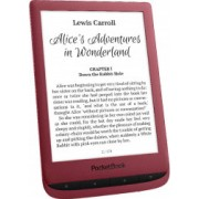 eBook Reader PocketBook Touch Lux 5 8GB+slot microSD 6 inch SMARTlight Red