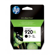 HP 920XL Black Officejet Ink Cartridge Use in selected Officejet Pro printers
