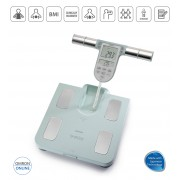 OMRON BF511 (Body Fat monitor) Analizor corporal si cantar electronic analiza cu 8 SENZORI 3 ani garantie