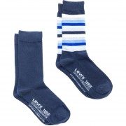 Regular Cut 2 Pack Socks