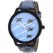 Laurex Analog Round Casual Wear Watche for Men LX-089