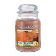 Yankee Candle Warm Desert Wind vonná svíčka 623 g