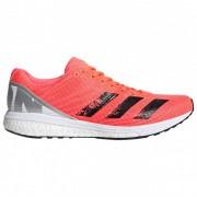 adidas - AdiZero Boston 8 - Chaussures de running taille 10, rouge/gris
