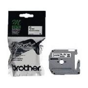 Bandă Brother MK231BZ, 8m/12mm negru/alb