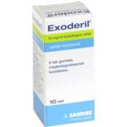 Exoderil 10 mg/g oldat