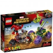 LEGO Marvel Superheroes: Hulk vs. Red Hulk (76078)