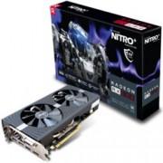 Видео карта AMD Radeon RX 580, 8GB, Sapphire Nitro+, PCI-E 3.0, GDDR5, 256-bit, DisplayPort, HDMI, DVI