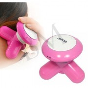 Mimo Mini Body Massager Powerful 2 in 1 Full Body massager Battery USB Power (Colour May Very)