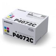 Samsung Confezione da 4 cartucce toner nero/ciano/magenta/giallo originali CLT-P4072C