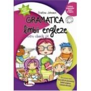 Gramatica limbii engleze cls 1-4 - Cristina Johnson