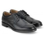 Clarks Corfield Mix Formal Shoes For Men(Black)