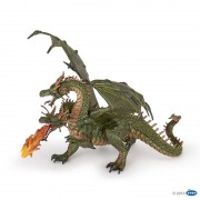 Figurina Papo-Dragon cu 2 capete