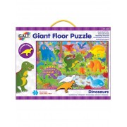 GIANT FLOOR PUZZLE: DINOZAURI (30 PIESE) (A0866B)
