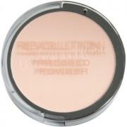 Makeup Revolution Pressed Powder polvos compactos tono Translucent 6,8 g