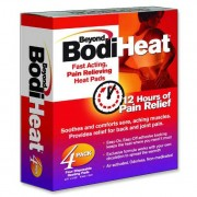 Beyond BodiHeat Pain Relieving Heat Pad, Back Part No. 74984 Qty Per Package