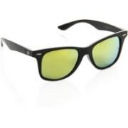 Louis Philippe Wayfarer Sunglasses(Yellow)