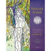 Moeder aarde Mindfulness & meditatie kleurboek - Toni Salerno-carmine