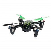 Hubsan X4 H107C 2.4GHz 4-Channel RC Quadcopter With HD 2.0MP Camera (Negro + Green)