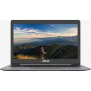 """Ultrabook Asus ZenBook UX310UQ, 13.3"""" QHD, Intel Core i7-7500, 940MX-2GB, RAM 16GB, HDD 1TB + SSD 256GB, Windows 10 Pro, Grey"""