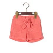 【80%OFF】ドローコードウエスト ポケット ショートパンツ ピンク 3t ベビー用品 > 衣服~~ベビー服