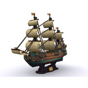 CFT4017H San Felipe Ship 1/110 248 Pieces