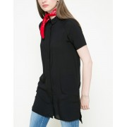 ROCK ANGEL Long Shirt Black