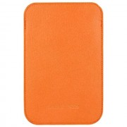 Samsung Custodia Efc-1e1loecstd Originale Fondina Galaxy Note Universale Orange Per Modelli A Marchio Sharp