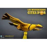 Hl Pro Metaltech: The Mysterious City Of Gold: Golden Condor Figure
