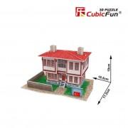 PUZZLE 3D - CASA TURCEASCA MODEL 1