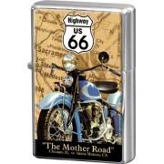 """Bricheta metalica - Route 66 """"The Mother Road"""""""