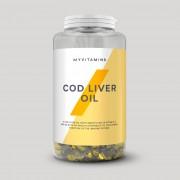 Myvitamins Lebertran Fischöl - 90Kapseln