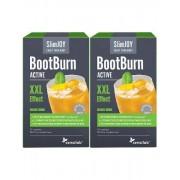 SlimJOY Fat Burner BootBurn ACTIVE with XXL Effect. Mango drink. 2 x 15 sachets