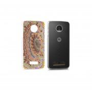Funda Para Celular Motorola Moto Z Play - Espiral Colores