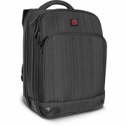 Bolso Morral Swiss Brand Gleather Ex Bpk 2.0-Gris