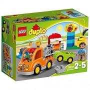 Lego Tow Truck, Multi Color