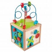 KidKraft Labyrinthe de perles Cube 27,2 x 26,7 x 47 cm 63243