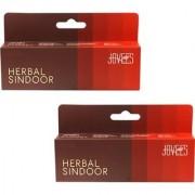 Jovees Water Resistant Herbal Sindoor - Maroon (5ml) (Pack of 2)