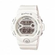 reloj deportivo digital a prueba de agua casio baby-g BG-6903-7B 200m con retroiluminacion EL-blanco