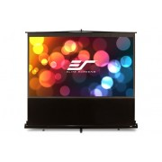 "SCREEN, Elite Screens F100NWH ezCinema Series, 100"" (16:9), 221.5 x 124.5 cm, Black (F100NWH)"