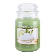 Yankee Candle Vanilla Lime vonná svíčka 623 g