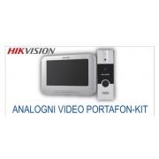 Analogni HikVision Portafonski KIT komplet