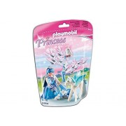 Japan Import Playmobil (Playmobil) Winter Princess with Pegasus Play Set (Parallel Import Goods)
