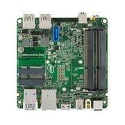 Intel Next Unit of Computing Board D34010WYB - Carte-mère - UCFF - Intel Core i3 4010U - QS77 - USB 3.0 - Gigabit LAN - carte graphique embarquée - audio HD (8 canaux)