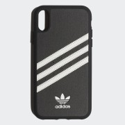 adidas Moulded Case iPhone 6.1-inch - Unisex - Black / White - Grootte: 1 Maat