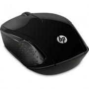 Безжична мишка HP Wireless Mouse 200, Black